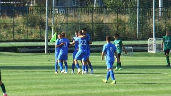 Левски U19 (София) 9:0 Нефтохимик 1962 U19 (Бургас)