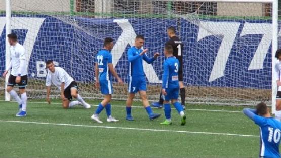 Левски U19 (София) 5:3 Дунав U19 (Русе)
