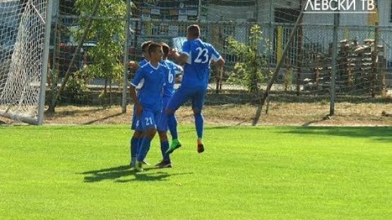 Левски U19 (София) 4:0 Ботев U19 (Враца)