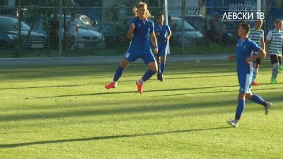 Левски U19 (София) 5:0 Черно море U19 (Варна)