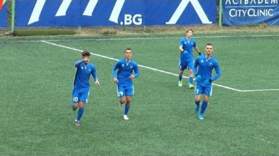 Левски U19 (София) 5:0 Септември U19 (София)