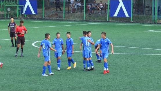 Левски U15 (София) 7:0 Звезденбург U15 (Бургас)