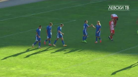 Левски U19 (София) 3:0 Царско село 2015 U19 (София)