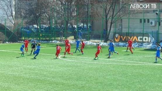 Левски U17 (София) 2:2 ЦСКА-София U17 (София)