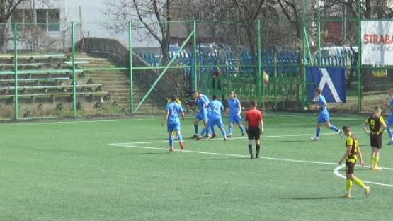 Левски U18 (София) 1:2 Ботев U18 (Пловдив)