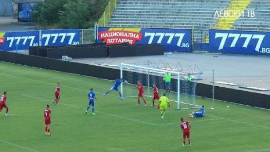 Левски U19 (София) 2:0 ЦСКА-София U19 (София)