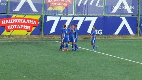 Левски U16 (София) 3:0 Национал U16 (София)