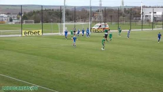 Лудогорец 1945 U19 (Разград) 1:1 Левски U19 (София)
