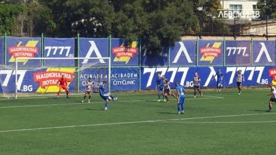 Левски U17 (София) 1:0 Локомотив 1926 U17 (Пловдив)