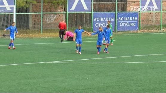 Левски U19 (София) 4:2 Витоша U19 (Бистрица)