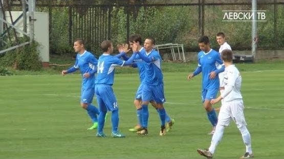 Левски U19 (София) 3:3 Славия 1913 U19 (София)