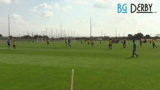 Ботев U15 (Пловдив) 0:1 Левски U15 (София)