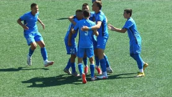Левски U15 (София) 2:0 Дунав U15 (Русе)