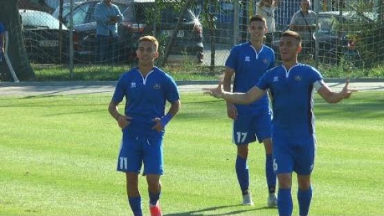 Левски U19 (София) 3:0 ЦСКА-София U19 (София)