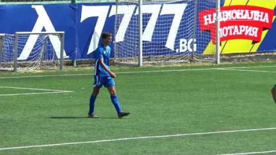 Левски U18 (София) 4:1 Хебър 1918 U18 (Пазарджик)