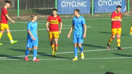 Левски U19 (София) 7:0 Велбъжд U19 (Кюстендил)