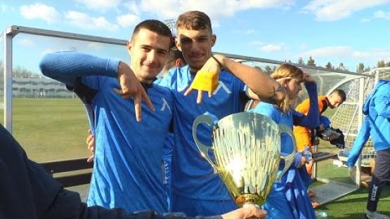 Славия 1913 U19 (София) 0:2 Левски U19 (София)