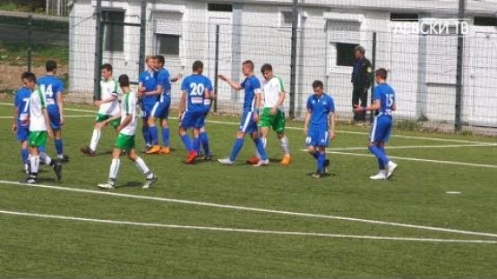 Национал U15 (София) 0:1 Левски U15 (София)