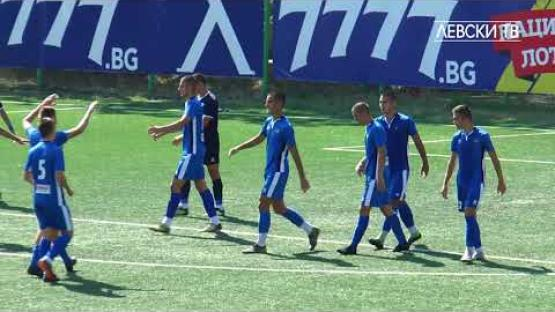Левски U17 (София) 10:0 Левски-Раковски U17 (София)